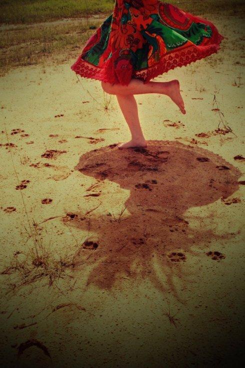 Silhouette dance by ella marie